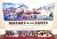 History of the Saints the Great Mormon Exodus and the Establishment of Zion HB