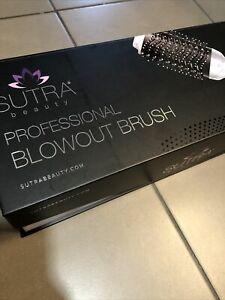 SUTRA Beauty Professional Blow Out Brush White Marble