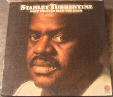 "Album By Stanley Turrentine, ""Have You Ever Seen The Rain"" on Fantasy"