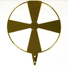 Halo Stellario A Cross Greek Brass Golden High Quality