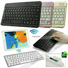 """with Backlit Wireless Keyboard For iPad 9.7"""" Pro 11"""" 12.9"""" 2018 Air 10.5 Mini 5"""