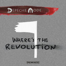 Depeche Mode Where's The Revolution Remixes 5 Track CARDsvl CD MINT FREEPOST
