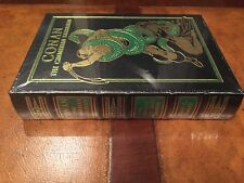 Easton Press CONAN THE CIMMERIAN BARBARIAN by Robert E. Howard SEALED