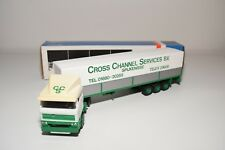 ± LION CAR DAF 3300 TRUCK WITH TRAILER CORSS CHANNEL SERVICES SPIJKENISSE NMIB