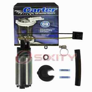 Carter In-Tank Electric Fuel Pump for 2006 Lexus LS430 4.3L V8 Air Delivery du