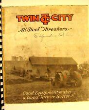 """Twin City Mpls.- Moline All Steel Threshers -21""""x 36""""- 28""""x 48""""- 32""""x52 Sales Br"""