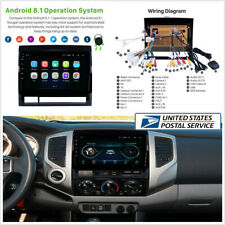 For Toyota Tacoma/Hilux 2Din Android 8.1 2+32G Car Stereo Radio GPS Wifi Player
