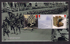 2017 Gb Qe2 Royal Mail Dy22 Prestige Booklet Pane The Great War 1917 Pane 3 Mnh