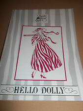 "THEATRE ROYAL BATH "" HELLO DOLLY "" THEATRE PROGRAMME 1986"
