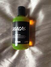 Lush Calacas Shower Gel 250g Retro