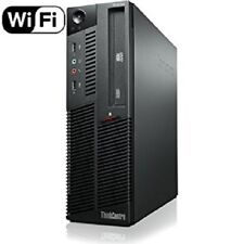 Cheap Computer PC Lenovo Thinkcentre M90p Core i5@3.10GHz 4GB 250GB Win 7 HDMI