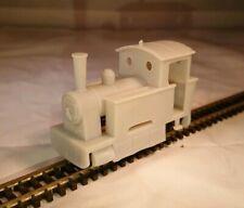 Smallbrook On30 7mm /'ECHO/' Large boiler side tank locomotive body kit P3
