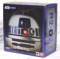 Star Wars R2-D2 A New Hope 12`PM Perfect Model Chogokin Bandai Tamashii Die Cast