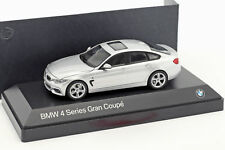 BMW 4er 4 Series (F36) Gran Coupe silber 1:43 Kyosho