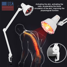 Infrared Therapy IR Heating Lamp Light Health Pain Relief Physiotherapy Massage
