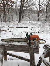"Stihl MS362C Chainsaw, 59cc, 24"" Bar"