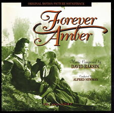 Forever Amber - Original Soundtrack [1947]   David Raksin   CD