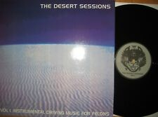 "12"" Vinyl LP The Desert Sessions Vol. 1 + 2 ---- Queens Of The Stone Age Kyuss"