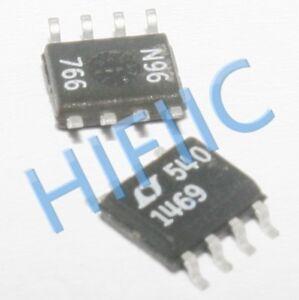 LT1469CS8 LT1469 Dual 90MHz,22V/us 16-Bit Accurate Operational Amplifier SOP8