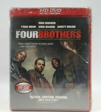 Four Brothers (HD-DVD, 2006) New Sealed !