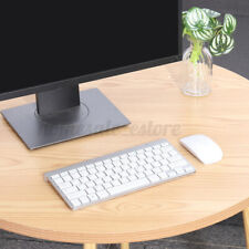 New listing Wireless bluetooth Keyboard & 2.4Ghz Optical Mouse Combo For iPad Tablet P