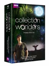 A COLLECTION OF WONDERS Box set SEALED/NEW Solar Universe Life Brian Cox BBC the