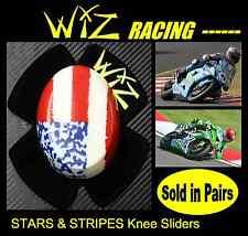 WIZ STARS AND STRIPES FLAG KNEE SLIDERS