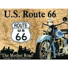 NOSTALGIE - MAGNET, Motiv: ROUTE 66 THE MOTHER ROAD NEU OVP