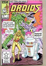 Droids #1-1986 vf- John Romita MARVEL Star Wars