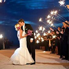 WEDDING SPARKLERS 20 inch send off grand exit photography (15 pieces) + 1 FREE