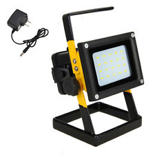 30W Floodlight Outdoor Portable 20LED Flood Spot Work Light  Camping Lamp