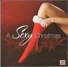 A Sexy Christmas by Various Artists Holiday Music CD