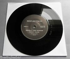 """Fuzzy Duck - Double Time Woman 1990 Reflection 7"""" Single"""