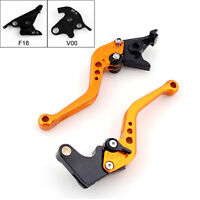 Brake Clutch Levers For Honda VFR 750 800 VTR1000F/FIRESTORM CBF1000 Gold A.U