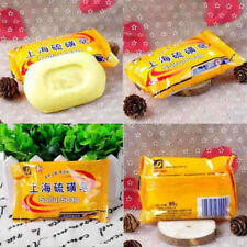 Mega Hit Natural Premium Sulfur Soap Anti Pimple Skin Care 85g