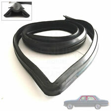 MERCEDES W114 W115 1968-1977 DOOR WINDOW CHANNEL RUN RUBBER SEAL SET,  (4 PCS)