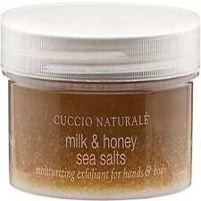 Cuccio Moisturizing Milk And Honey Sea Salts for Body,Hands and Feet 240g