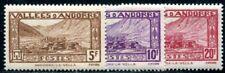 FRANZÖSISCH ANDORRA 1932 45-47 ** POSTFRISCH (I1914