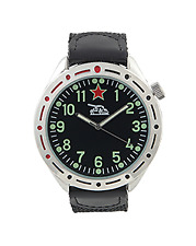 Eaglemoss Russian Military Watch 1980s Limited Edition
