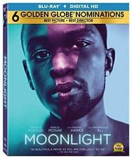 Moonlight (Blu-ray Disc, 2017) with Slipcover