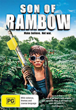 Son Of Rambow - Adventure / Comedy / Family - Bill Milner - NEW DVD