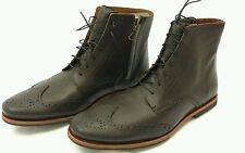 Men's Timberland Boot Company Size 7M Wodehouse LH Wing Tip GREY $300 Orig.