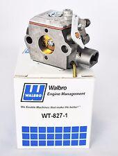 OEM Walbro WT-827 / WT827 CARBURETOR Carb Ryobi & Ryan Trimmers 7843 / 753-05133