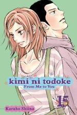 Kimi ni Todoke: From Me to You, Vol. 15-ExLibrary
