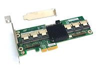 Intel RES2SV240 24port 6G 6Gbps SATA SAS Expander Server Adapter Gebraucht