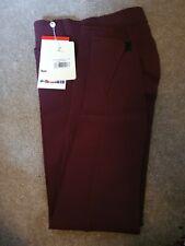 Horze Ladies Burgundy Breeches Size 36 New