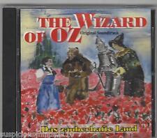 Musik CD-The Wizard of OZ, Das Zauberhafte Land- Soundtrack      selten