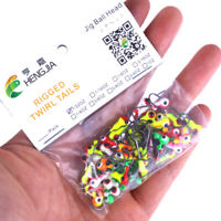 50PCS/Pack 1/32oz 2cm Lead Jig Heads Fishing Hooks Crappie Lure Bait Tackle Jigs