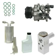 RYC Remanufactured Complete AC Compressor Kit FG593 With Drier