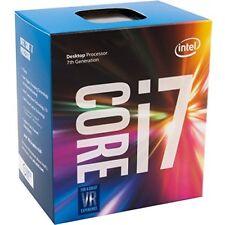 Processeur Intel Core I7-7700 Kaby Lake (3 6 Ghz)